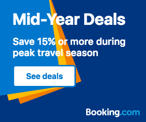 Booking.com Mid Year Deals